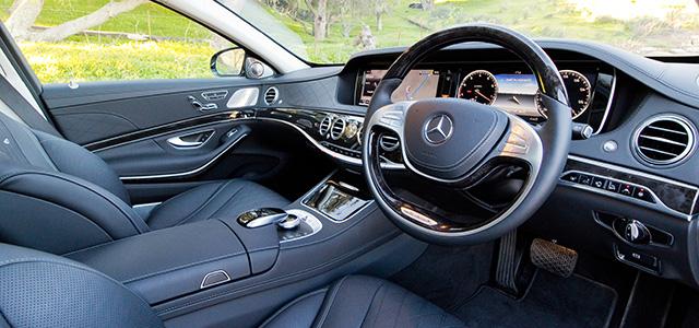 New Mercedes-Benz S-Class Upgrade