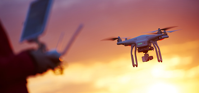 Drone Armies: Amazon to Build Mobile Drone Stations on Vehicles