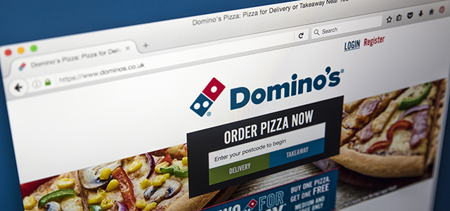 Driverless Domino's: Ford Delivers Pizza for Science