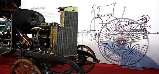 The World's First Cars