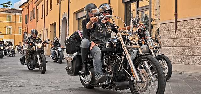 Ride or Die? Bikers Hang Up their Leather Jackets
