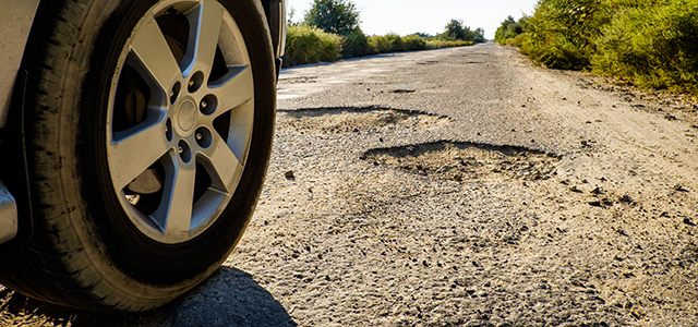 Frustrated about Potholes? Safe Driving Tips to Avoid Potholes