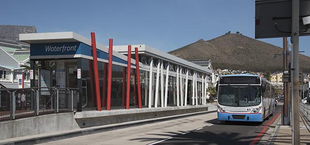 Save Time: Take a MyCiti Bus