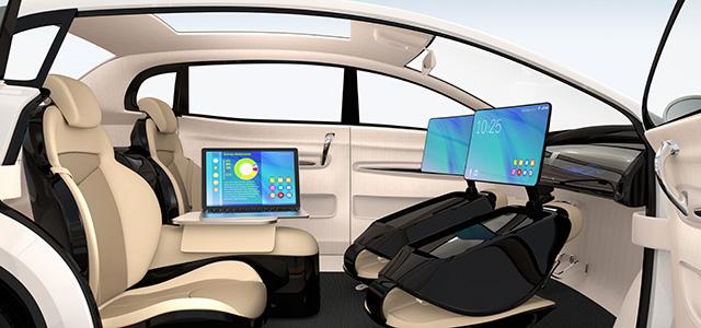 Next-Gen Autonomous Cars: No Pedals, No Steering Wheel?