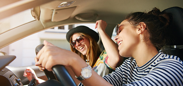 #5 Ways to Have Fun while in a Traffic Jam