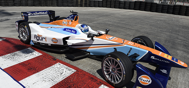 New kid on the block: Formula E and the electric revolution