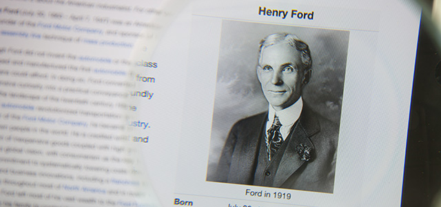 Biography: The Henry Ford Vision