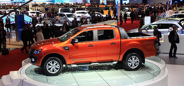 Get in 'Range' of Ford's New 2018 Bakkie